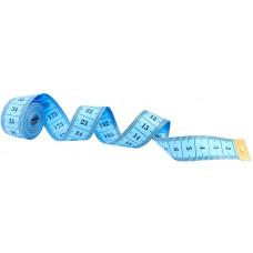 Blue tape measure - Wall art