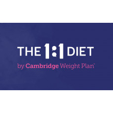 The 1:1 Diet Business Card