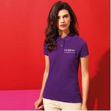 AQ020 Asquith Women's Polo Shirt