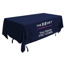 Printed - The 1:1 DietTablecloth - Rectangle