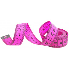 Pink tape measure - Wall art
